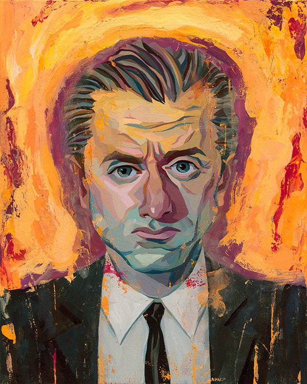 "Rich Pellegrino - ""Mr. Orange"" (Tim Roth) - Spoke Art"