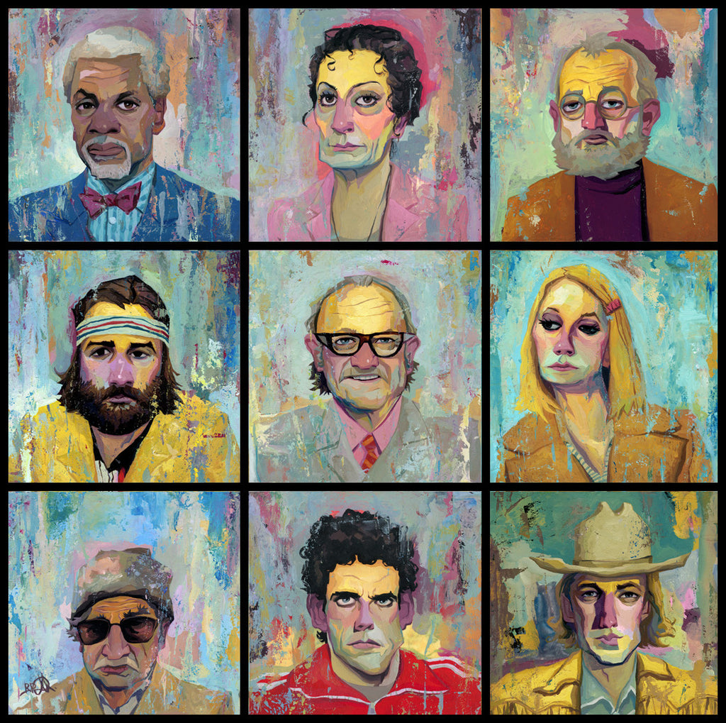 "Rich Pellegrino - ""The Royal Tenenbaums"""