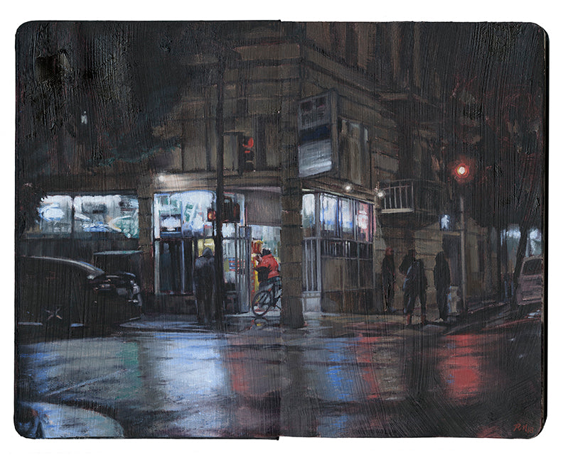 "Ryan Malley - ""Hyde Turk Market"" - Spoke Art"