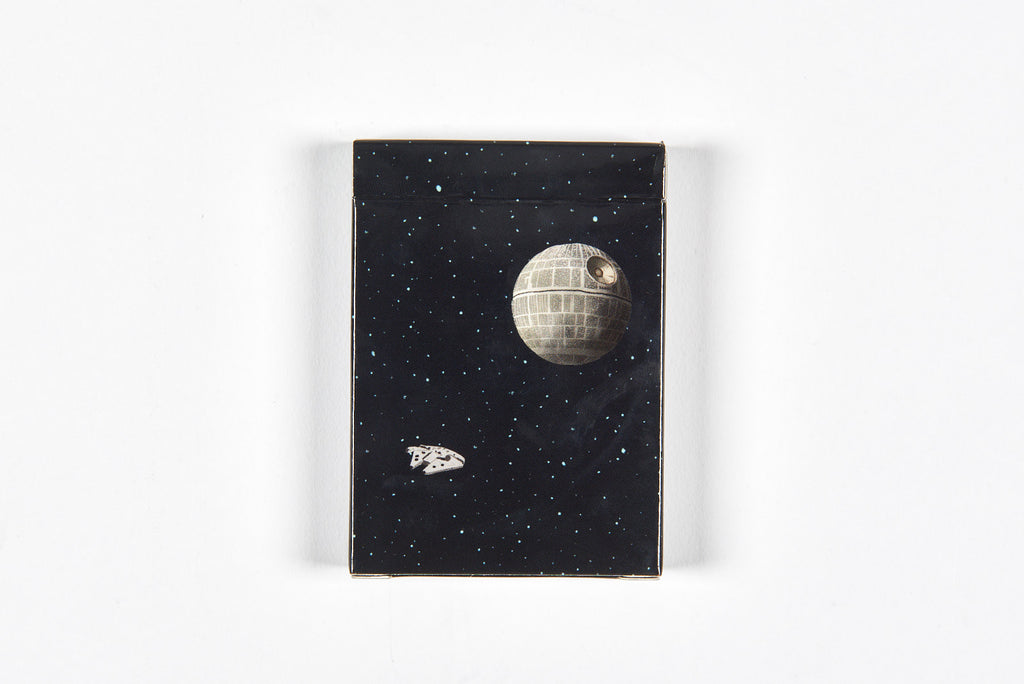 "Max Dalton - ""A Galaxy Far, Far Away Playing Cards"""