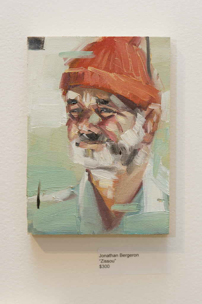 "Jonathan Bergeron - ""Zissou"" - Spoke Art"