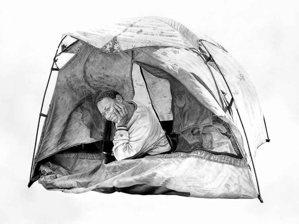 "Joel Daniel Phillips - ""Sam in a Tent"""