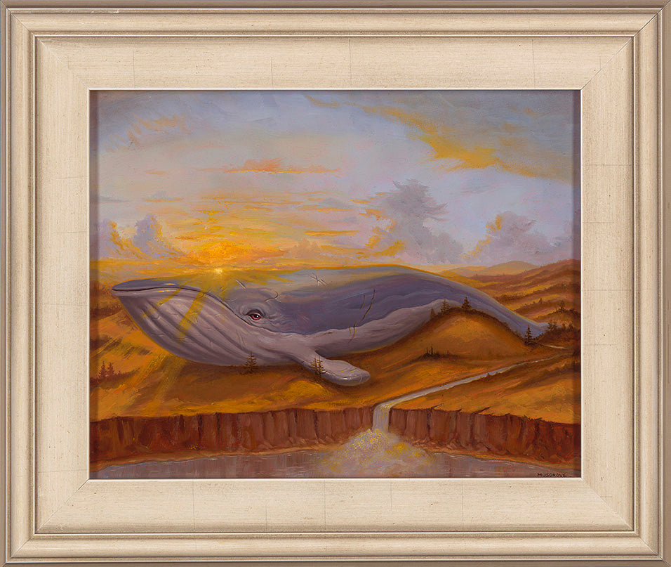 "Scott Musgrove - ""Whale Valley, Arizona"" - Spoke Art"