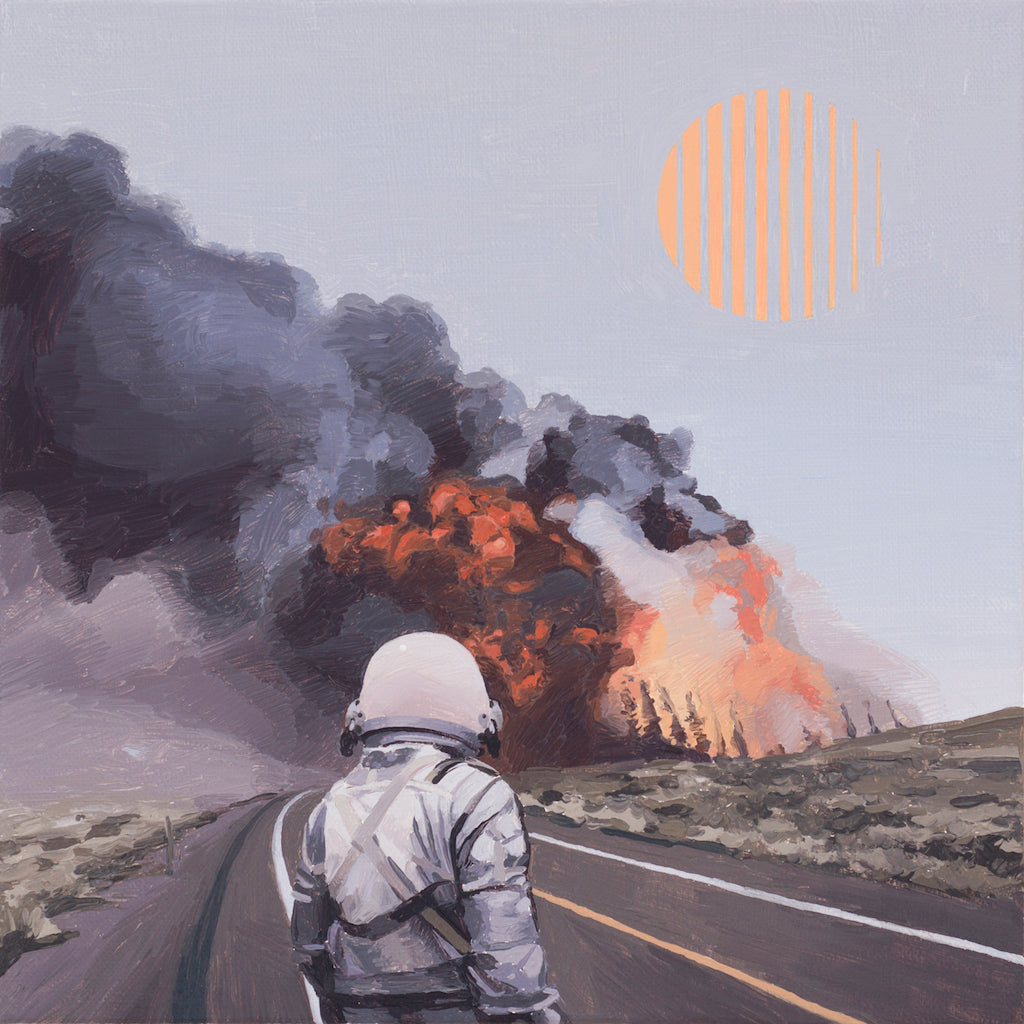 "Scott Listfield - ""Fire Road"""