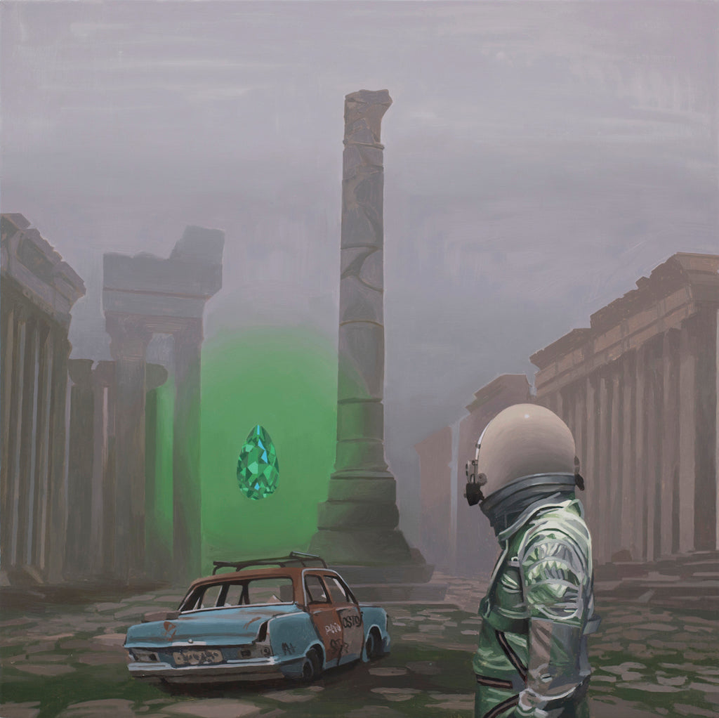 "Scott Listfield - ""In The Ruins"""