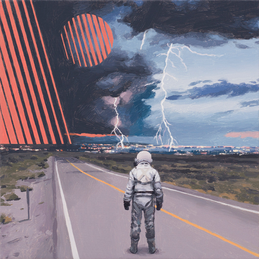 "Scott Listfield - ""Lightning Road"""