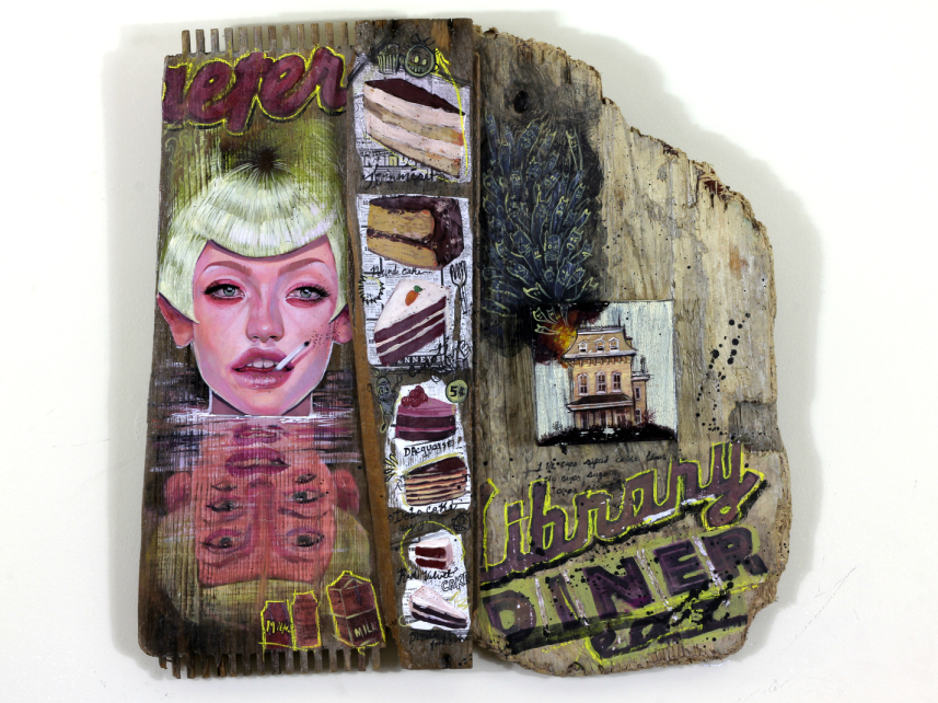 "Serge Gay Jr. - ""Baby Cakes"" - Spoke Art"