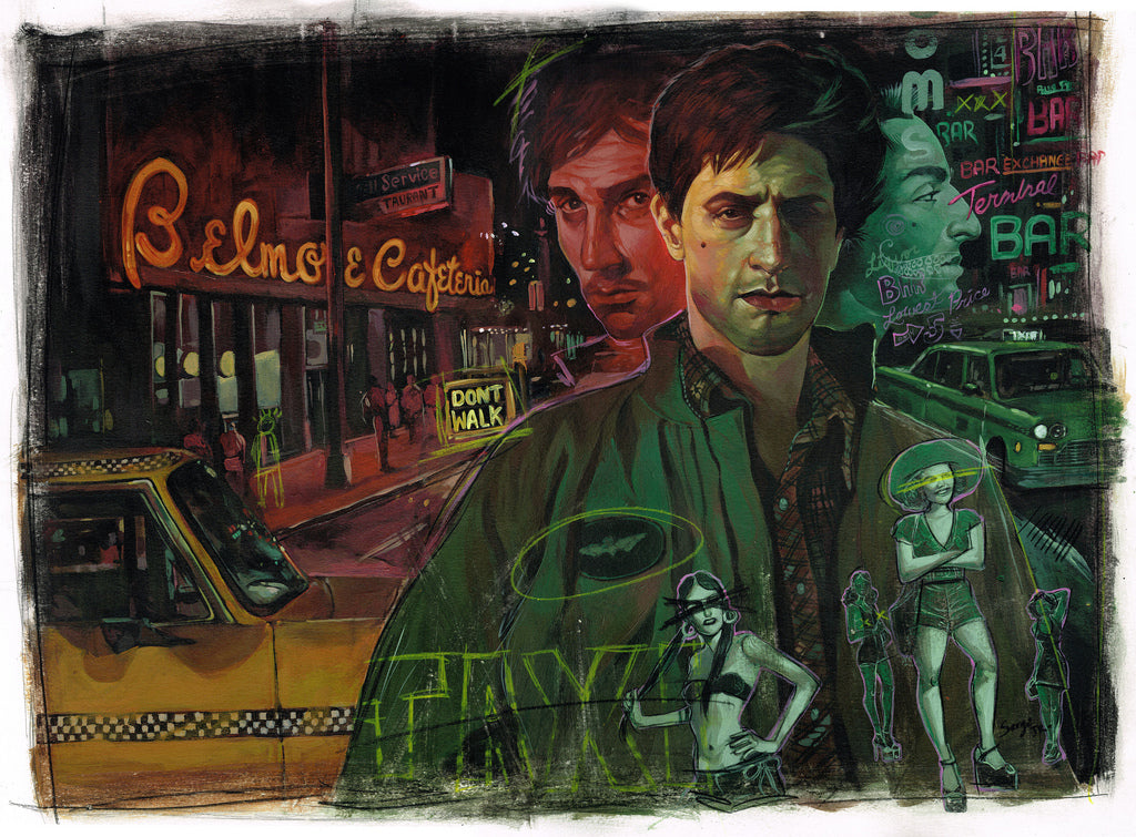 "Serge Gay Jr. - ""Bickle"" - Spoke Art"