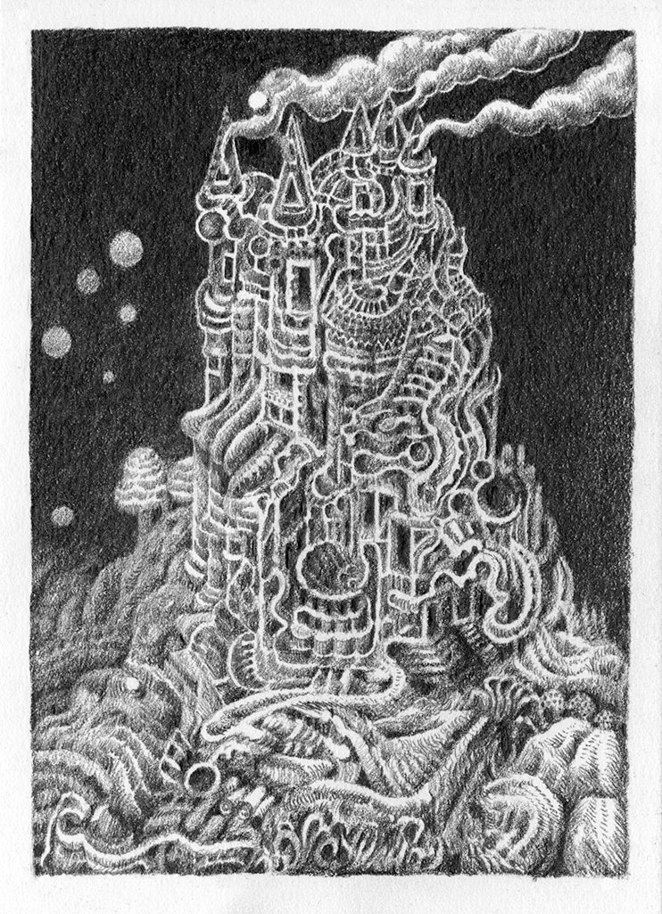 "David Welker - ""The Shell Palace"""