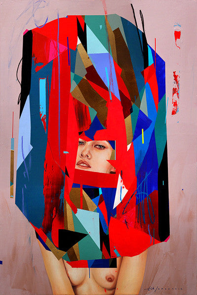 "Erik Jones - ""Shell: Pink Ground"""