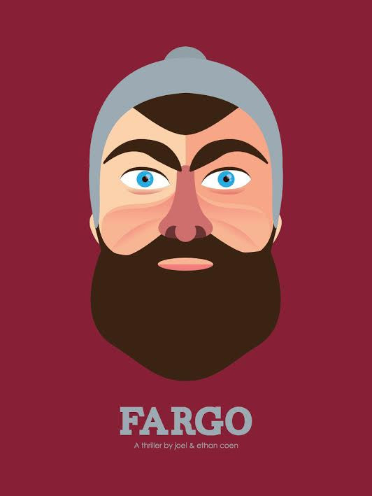 "Sherif Adel - ""Fargo"" - Spoke Art"