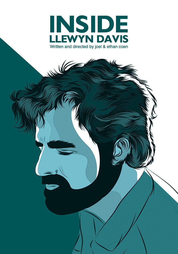 "Sherif Adel - ""Inside Llewyn Davis"" - Spoke Art"