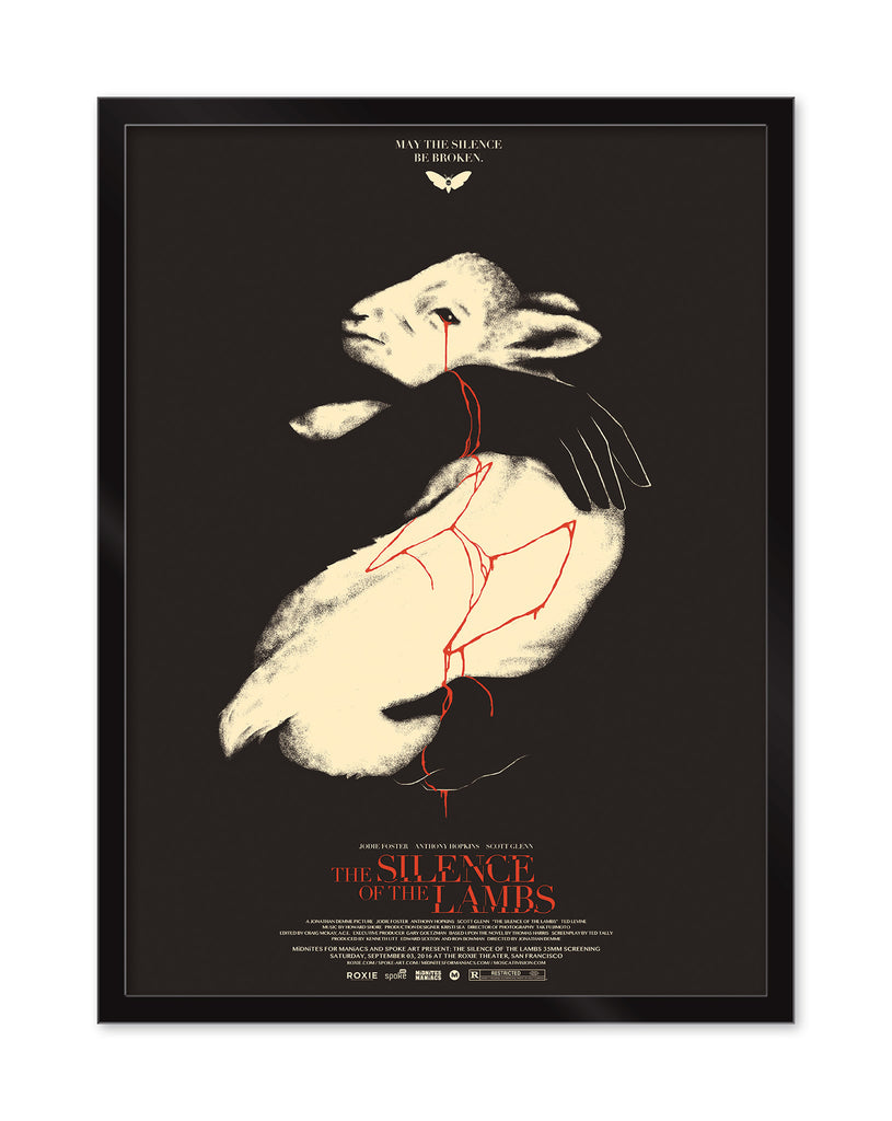 "David Moscati - ""The Silence of the Lambs"" - Spoke Art"