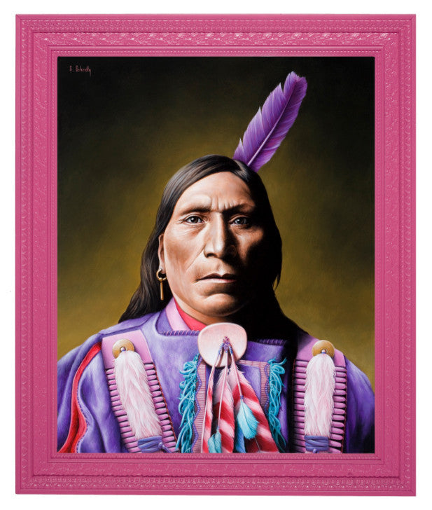"""Sioux Sexy"" - Spoke Art"