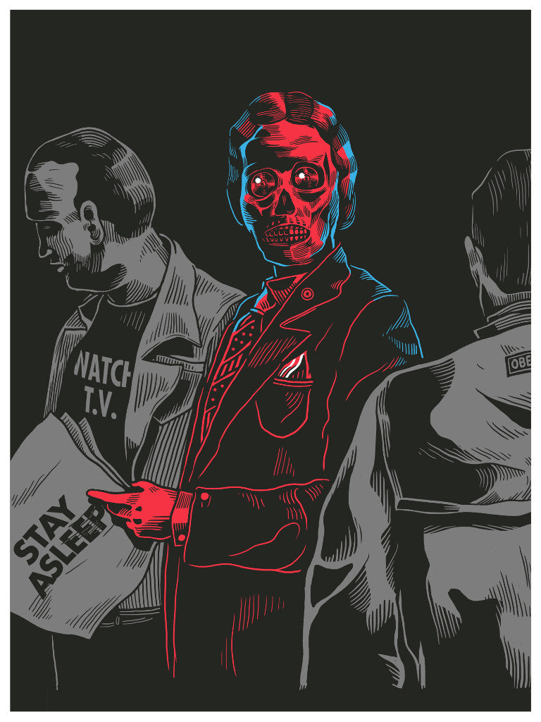 "Smithe - ""They Live"" - Spoke Art"