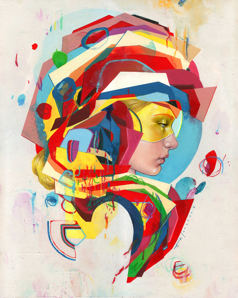 "Erik Jones - ""Spaceguard"""