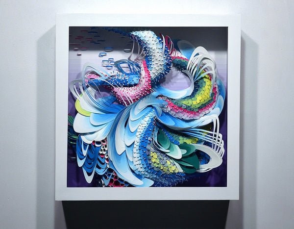 "Crystal Wagner - ""Spectrum: Bio Interloper IV"""