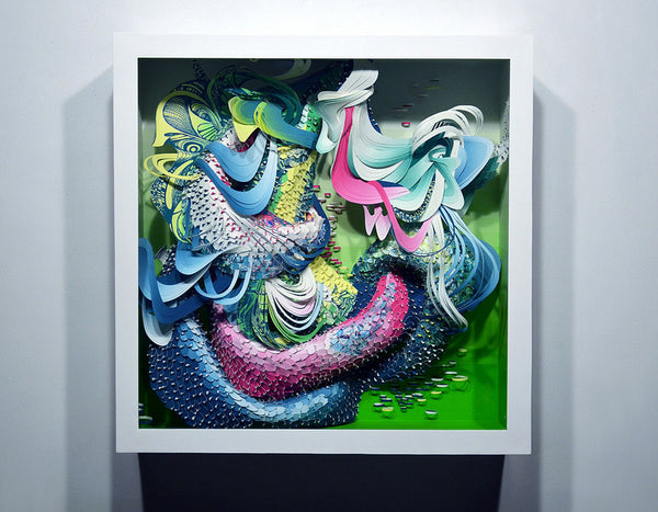 "Crystal Wagner - ""Spectrum: Bio Interloper VI"""