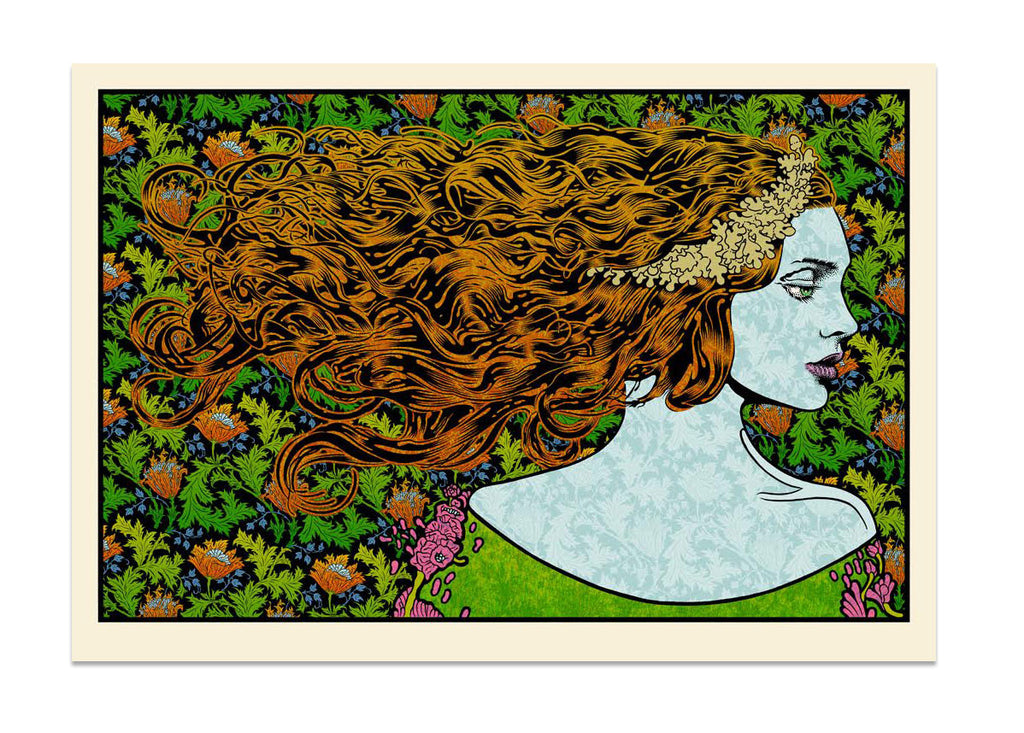 "Chuck Sperry - ""Dryad"""