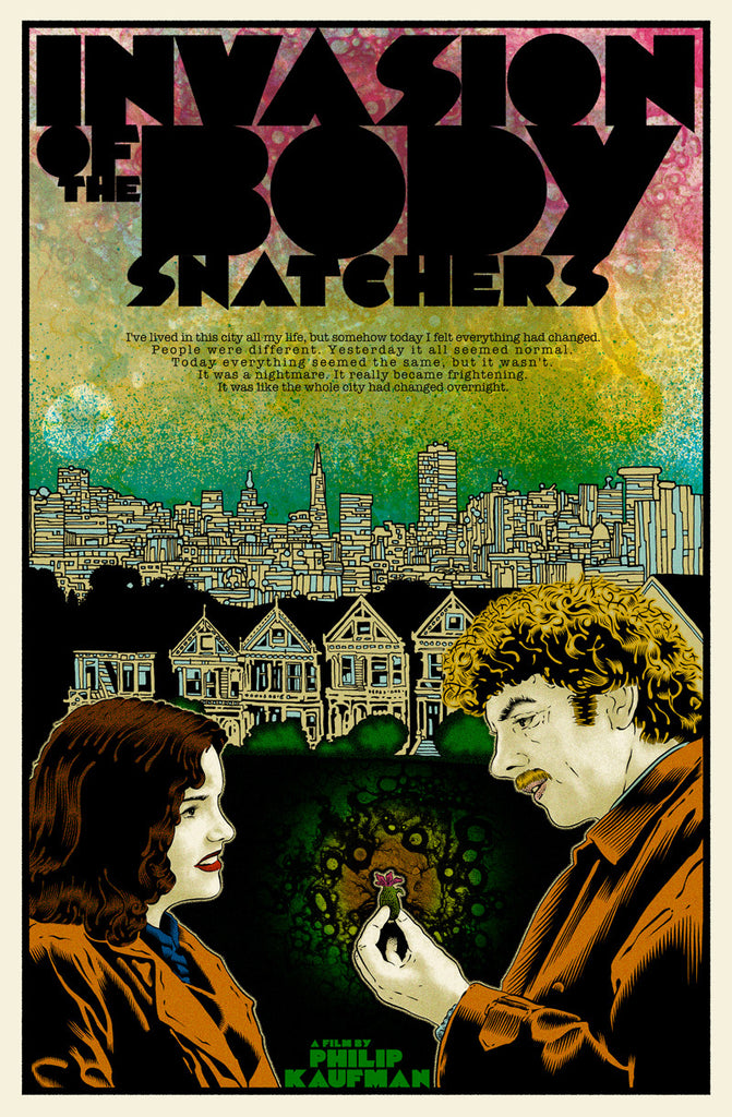 """Invasion of the Body Snatchers 1978"""