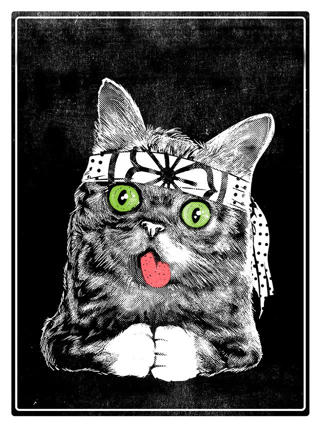 "Evanimal - ""Karate Bub"" - Spoke Art"