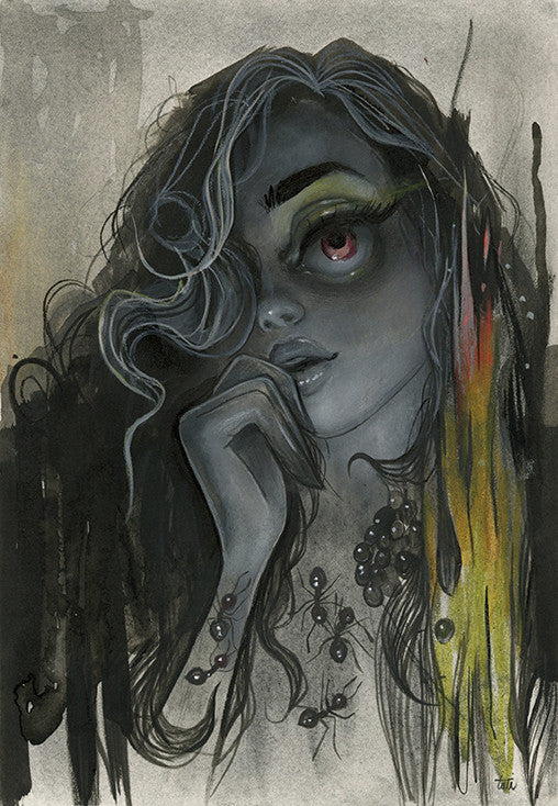 "Tatiana Suarez - ""Sting"" - Spoke Art"