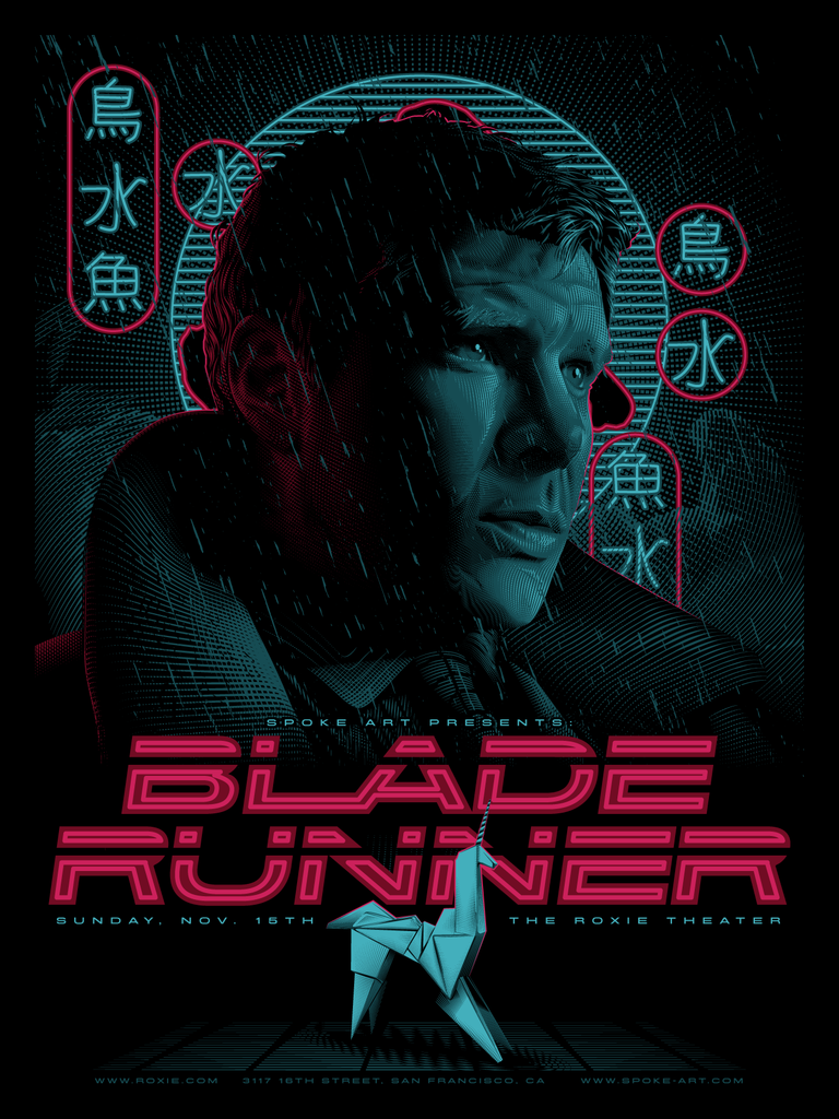 "Tracie Ching - ""Blade Runner"""
