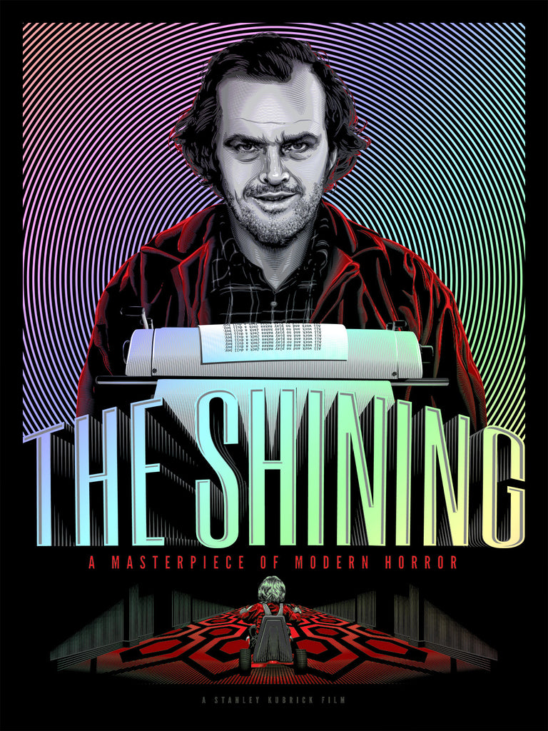 "Tracie Ching - ""The Shining"" Foil Variant"