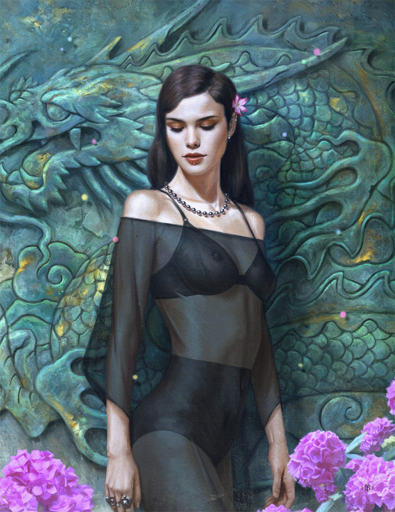 "Tom Bagshaw - ""Sanctuary"""
