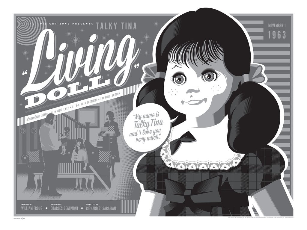 "Tom Whalen - ""Living Doll"" - The Twilight Zone"
