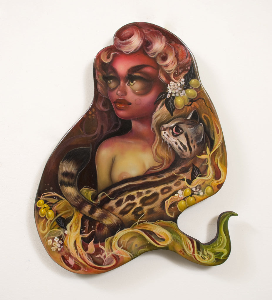 "Tatiana Suarez - ""Margay"" - Spoke Art"