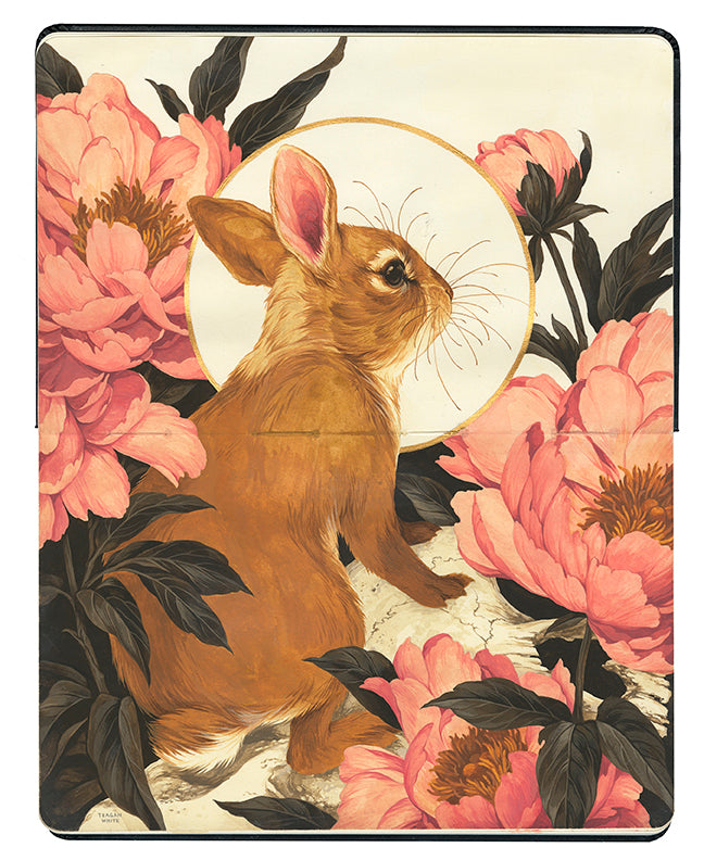 "Teagan White - ""Every Rabbit is Pure and Good"" - Spoke Art"