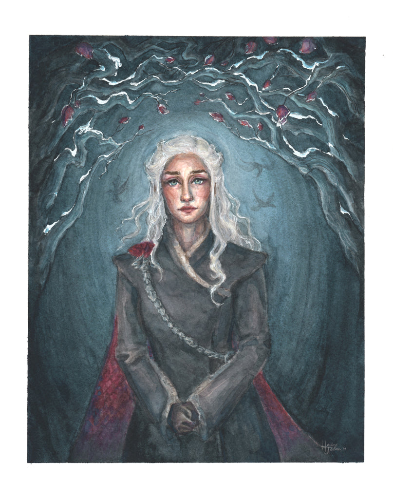 "Hailey Jensen - ""The Winds of Winter"""