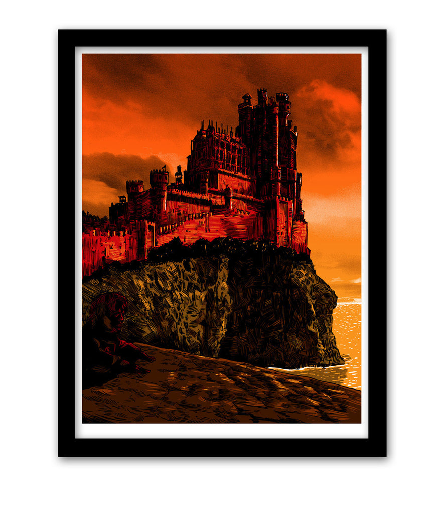"Tim Doyle - ""Red Keep"" - Spoke Art"