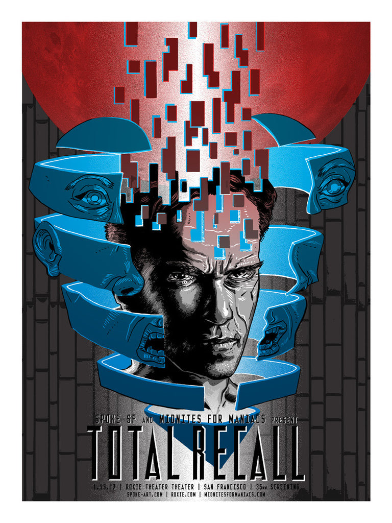 "Tim Doyle - ""Total Recall"""