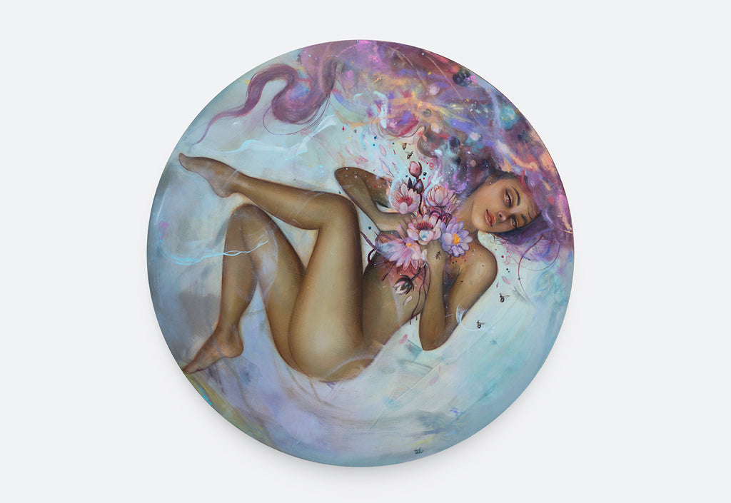 "Tatiana Suarez - ""To Bloom"" - Spoke Art"