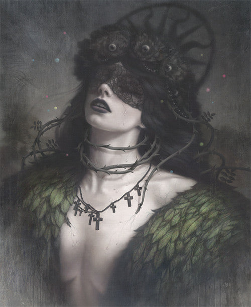 "Tom Bagshaw - ""Earthly Delights"""