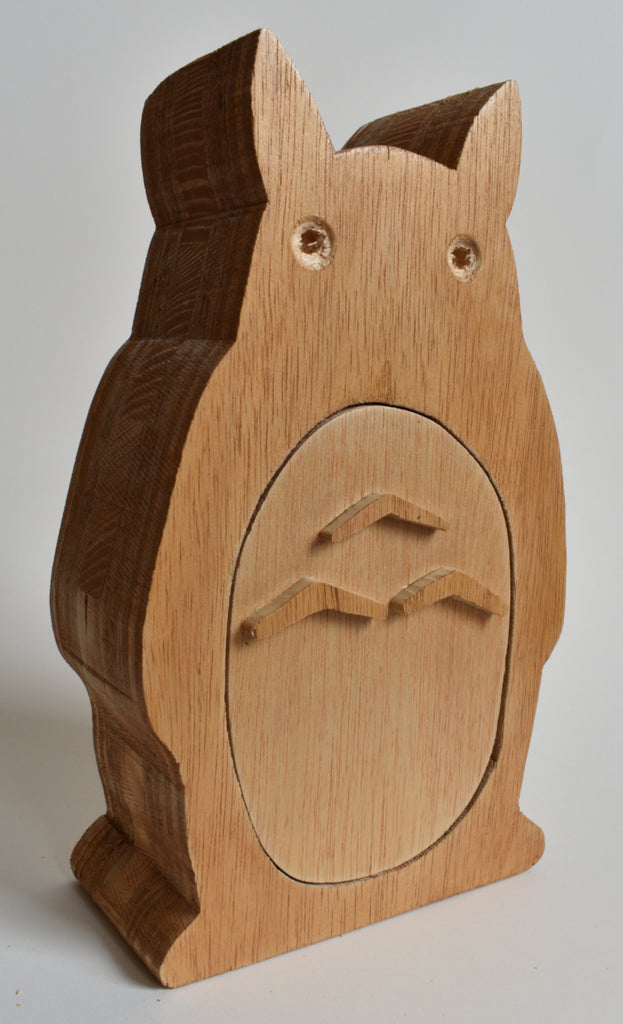 "Payt Works - ""Totoro Bandsaw Box"""