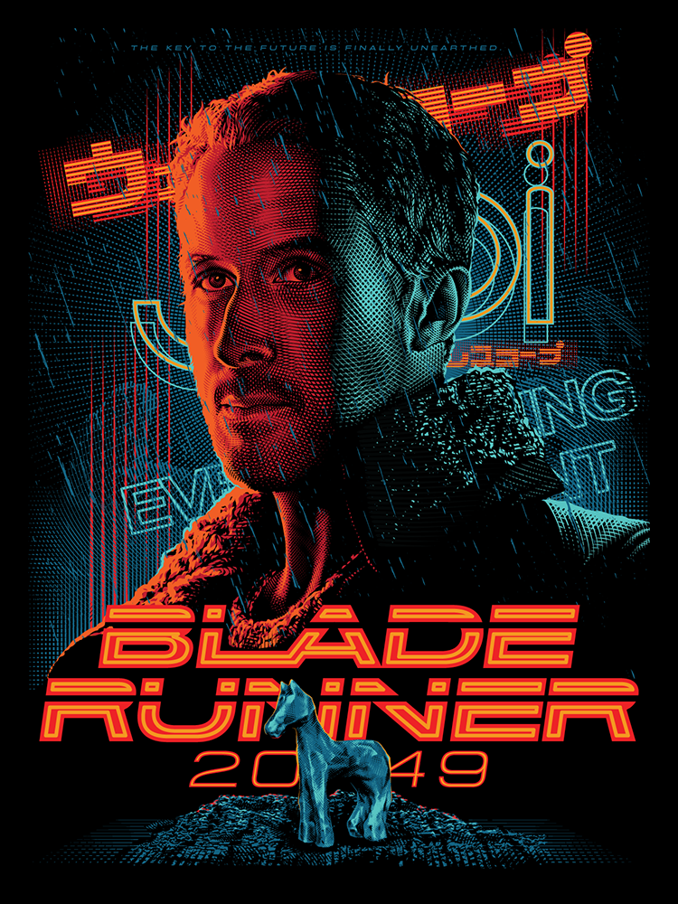"Tracie Ching - ""Blade Runner 2049"" - Spoke Art"