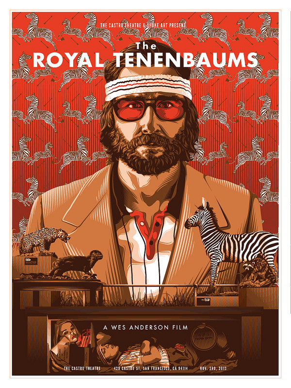 "Tracie Ching - ""The Royal Tenenbaums"""