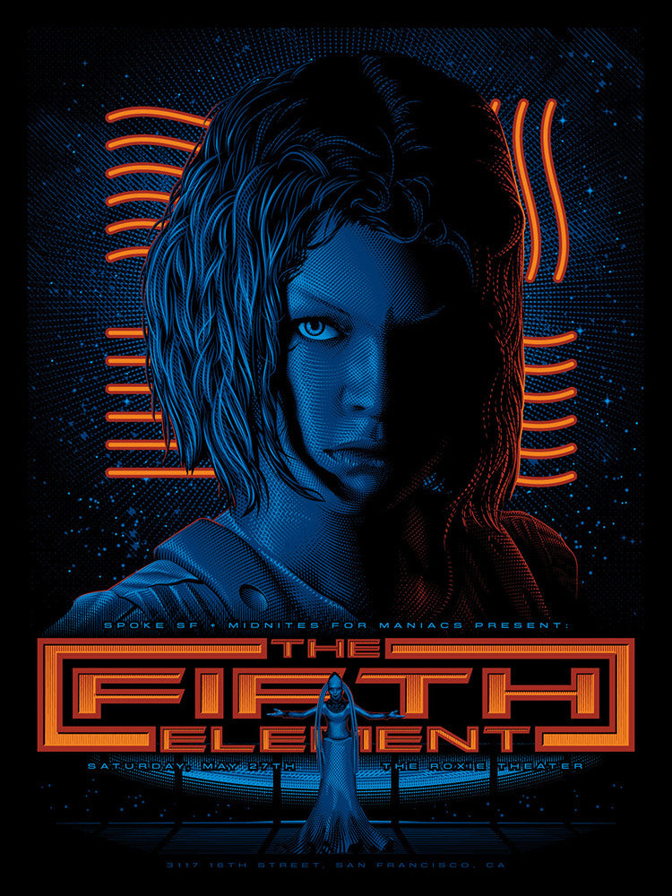 "Tracie Ching - ""The Fifth Element"""