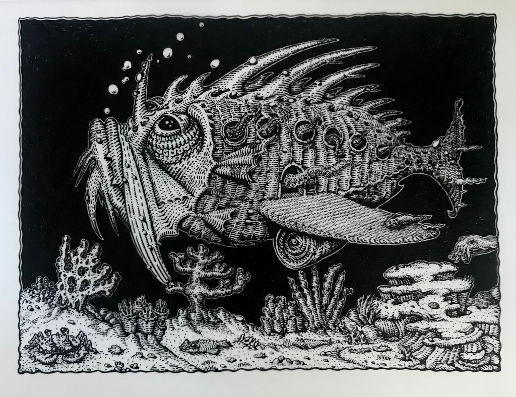 "David Welker - ""The Transport Fish"""