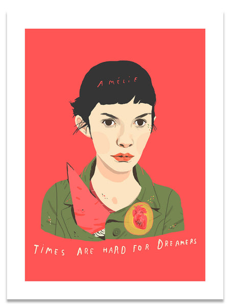 "Ivonna Buenrostro - ""Times are Hard for Dreamers"""