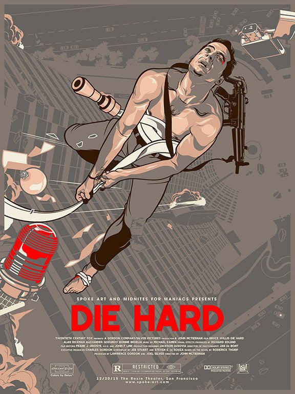 "Vincent Aseo - ""Die Hard"""