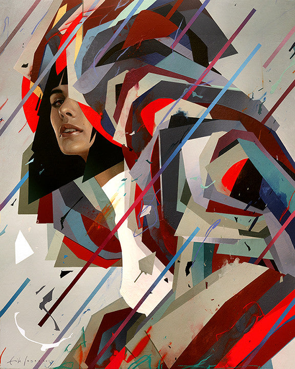 "Erik Jones - ""Vessel: 01"" - Spoke Art"