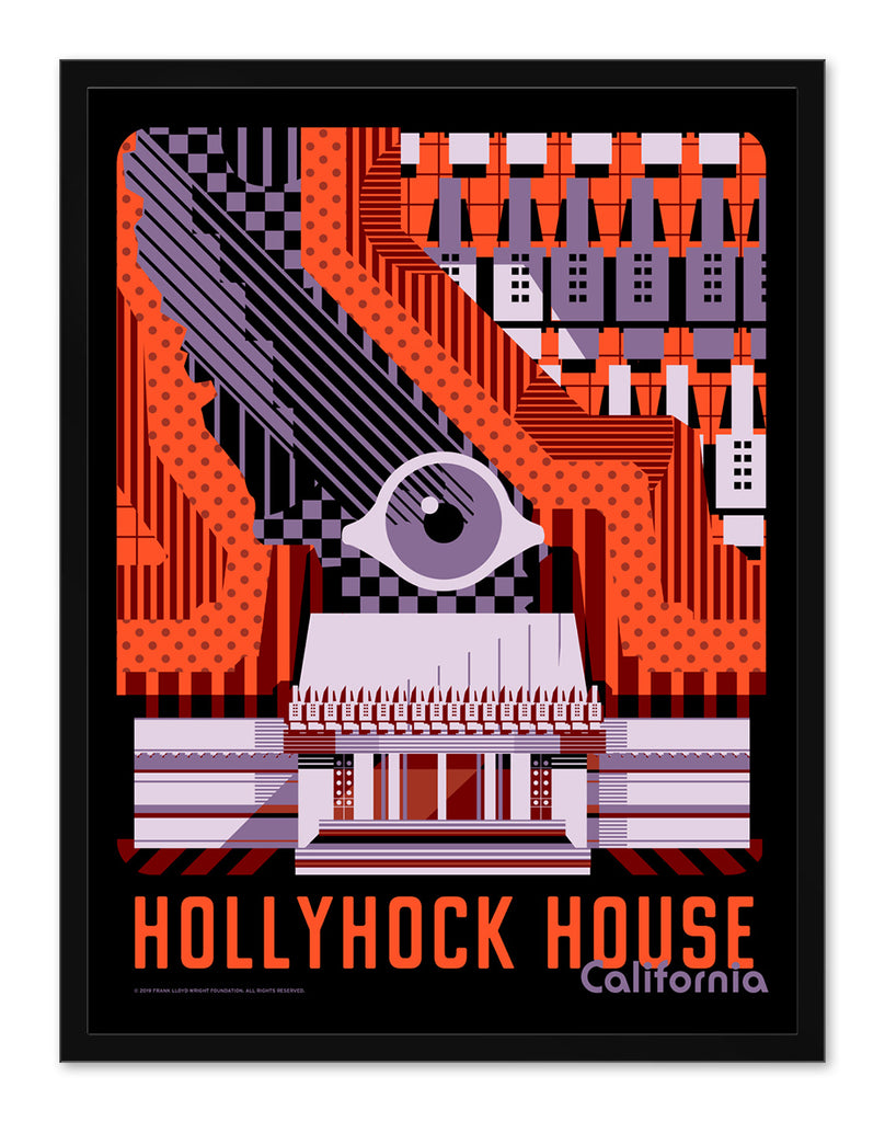 "WBYK - ""Hollyhock House"""