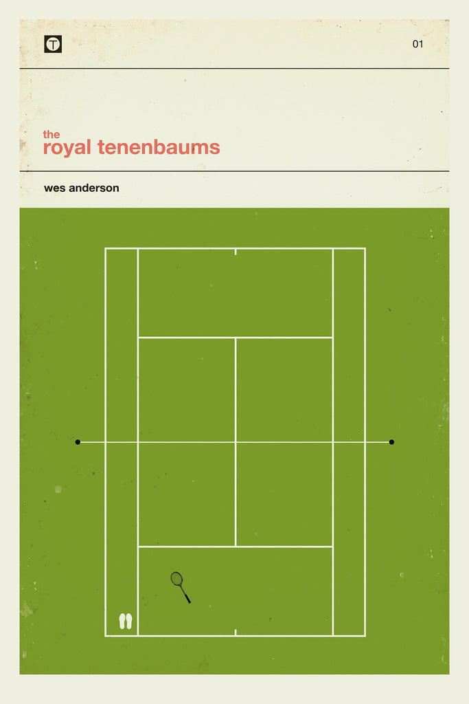"Concepción Studios - ""The Royal Tenenbaums"" - Spoke Art"