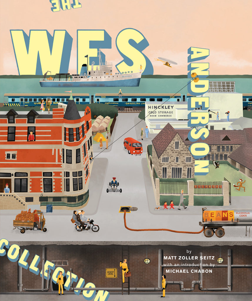 Wes Anderson Collection - Spoke Art