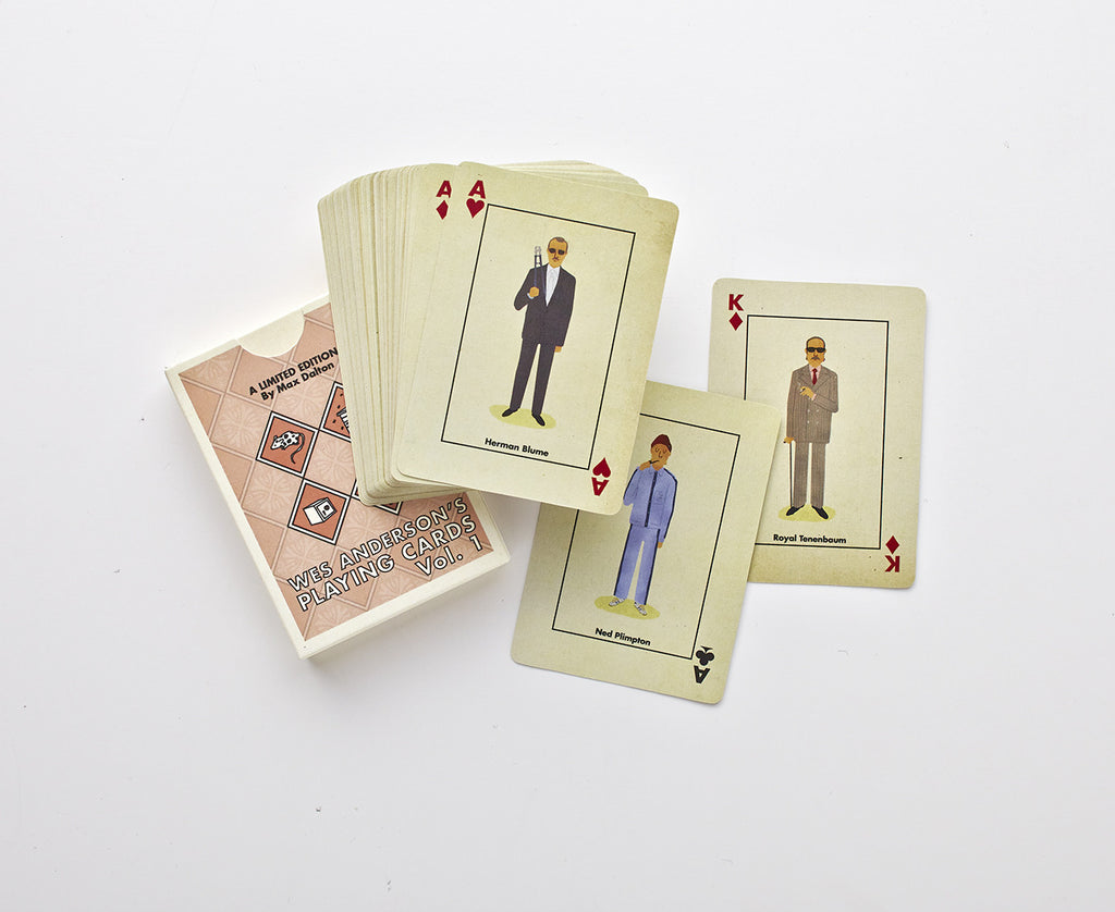 Max Dalton - Playing Cards Vol. 1