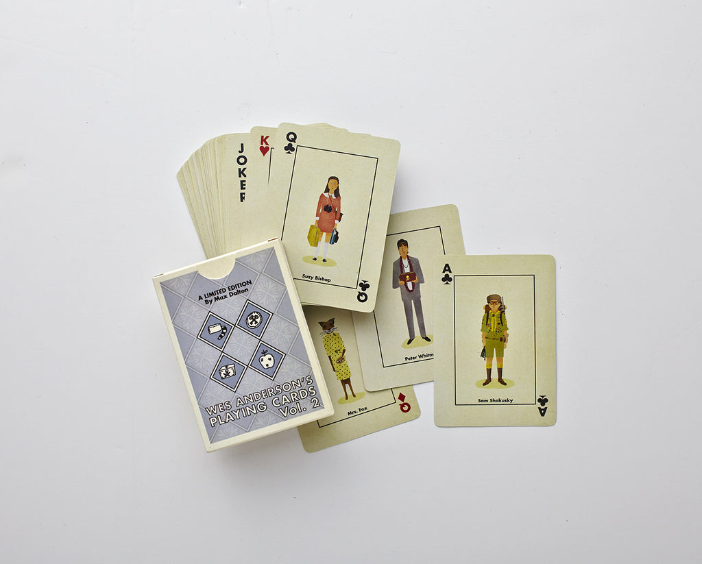 Max Dalton - Playing Cards Vol. 2 - Spoke Art